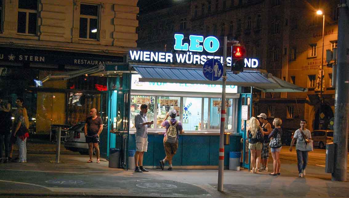 Wiener Lieblingsorte: Gastronomie in Wien
