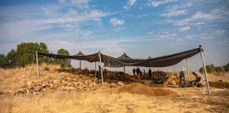 Israel: Aramäische Festung aus der Zeit König Davids entdeckt