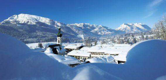 Kraftplatz im Berchtesgadener Land