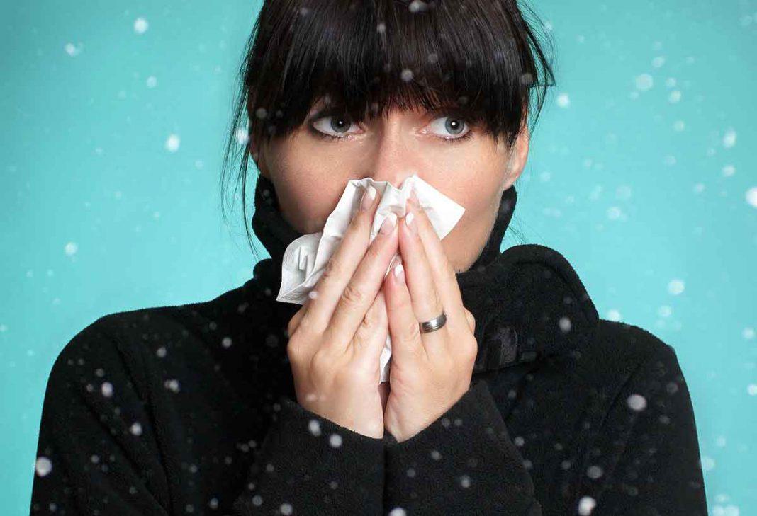 Hatschi: 7 Erste-Hilfe Heilkräutertipps für Erkältungen