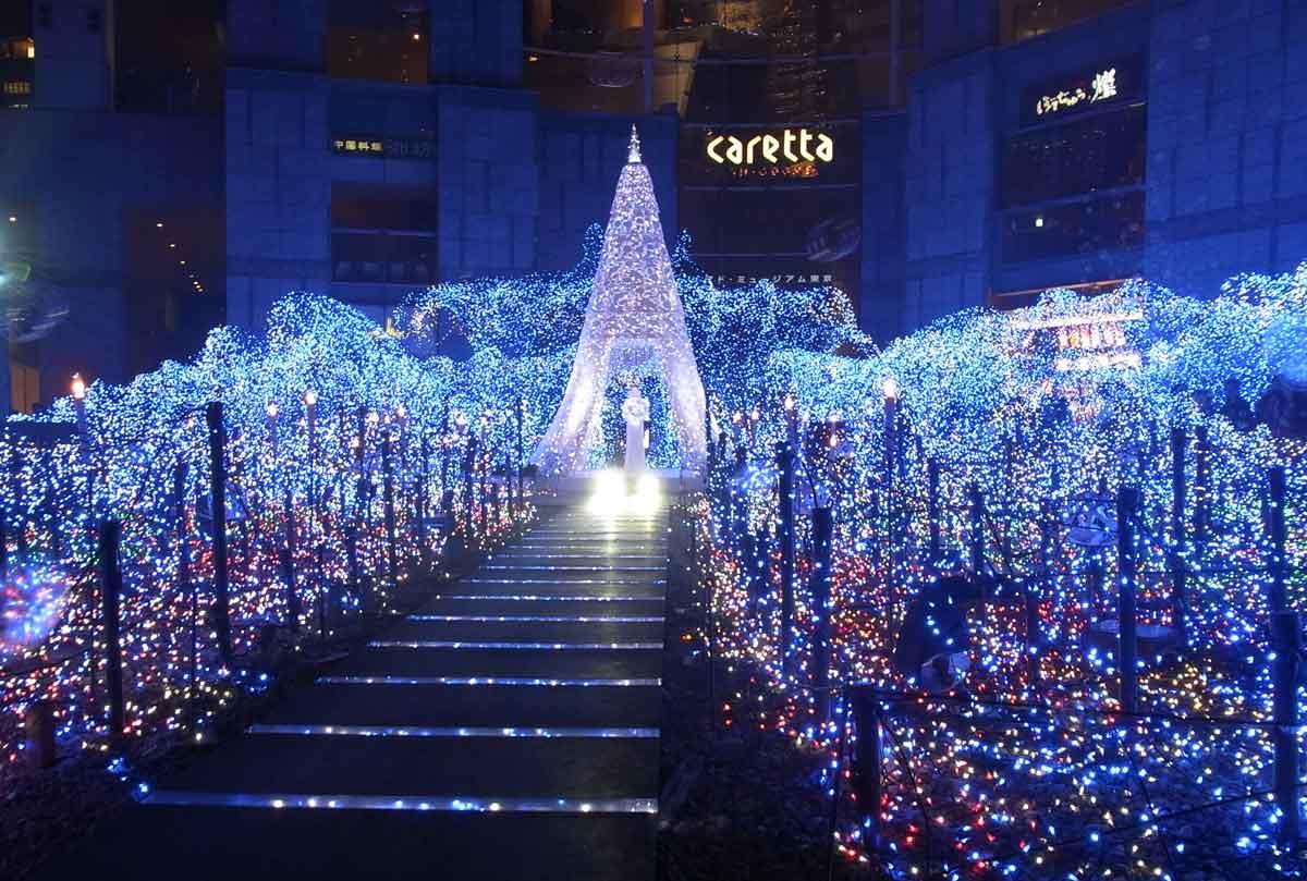 Weihnachten in Asien