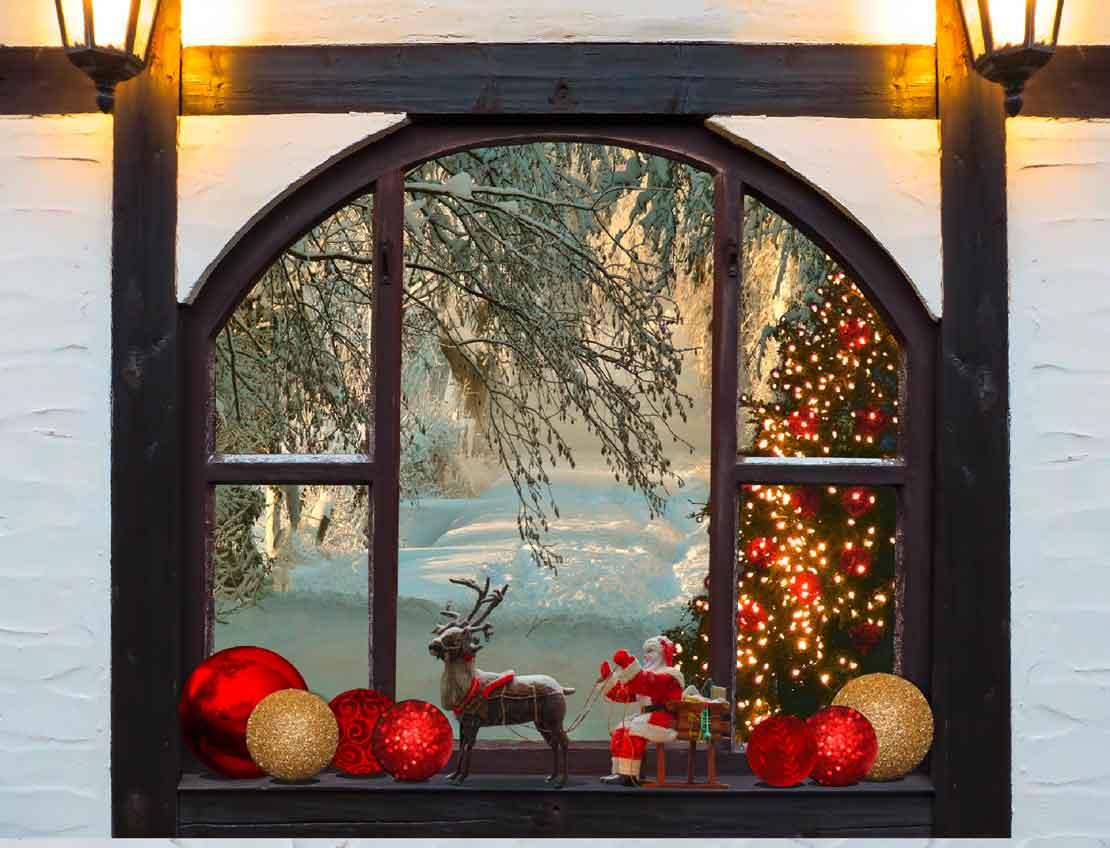 Weihnachten in Europa Teil 2