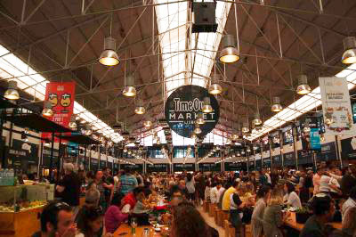 Time Out Market in Lissabon: Frontcooking trifft Fine Dining