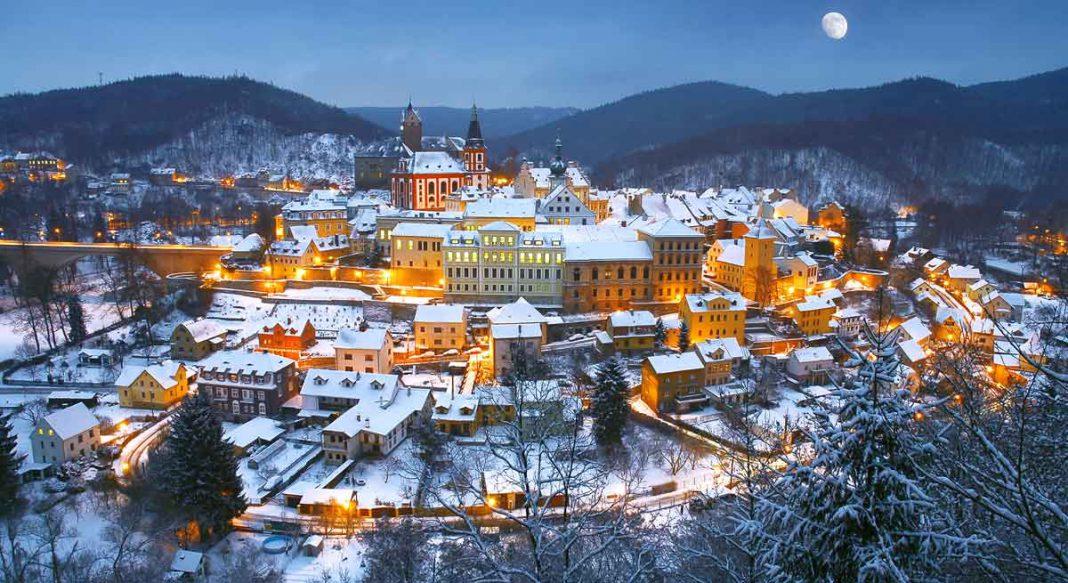 Weihnachten in Europa von Nord bis Süd