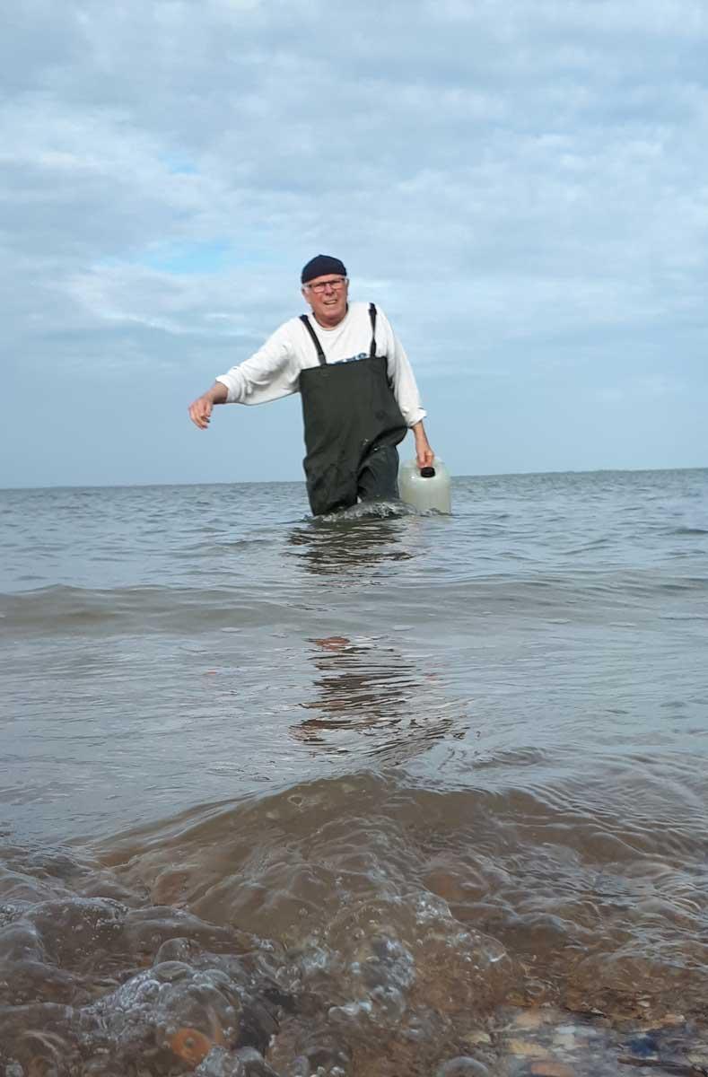 Salz der Nordsee und mehr