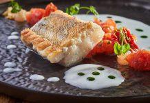 Gourmet-Rezept von Patrick Raaß: Flusszander mit Buttermilchschaum