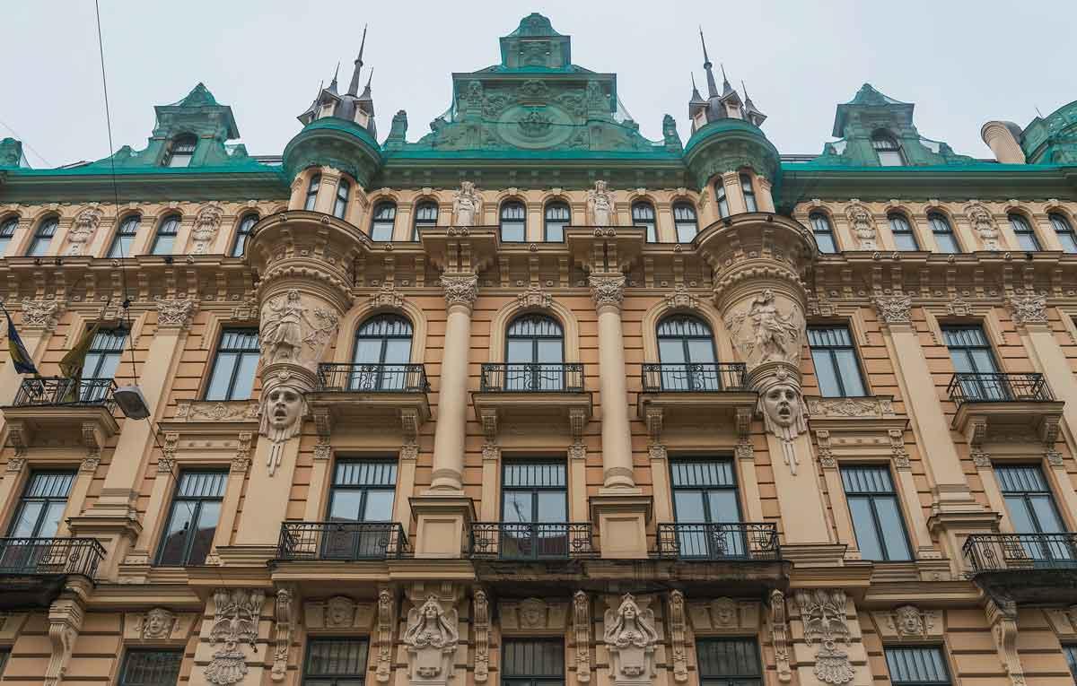 Riga: die Perle des Baltikums