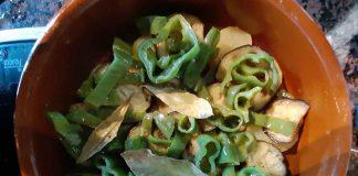 Mallorquinischer Gemüseauflauf Tumbet aus Mallorca