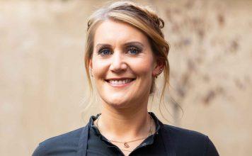 Flexible Optimistin: Julia Komp und ihr Lokschuppen und Anker 7