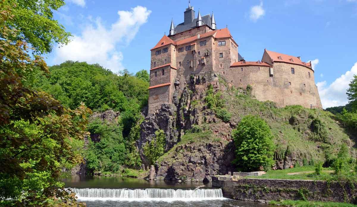 Rund um Leipzig mal auf die Burg oder ins Schloß?
