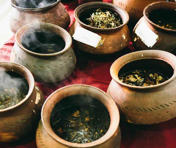 Ayurvedisches Lauch-Curry