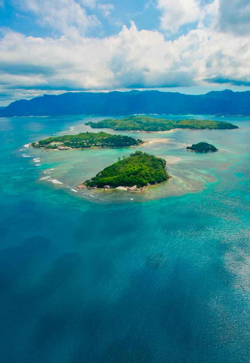 Ein Garten Eden - die Seychellen Teil 1