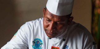 Safran-Kokosnuss-Fisch-Bouillon von Chefkoch Faiz Idrees