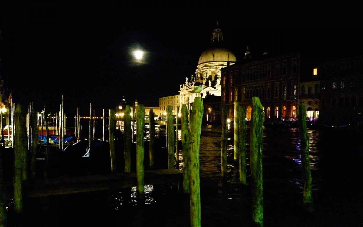 Venedig - wie es wohl früher hier aussah?