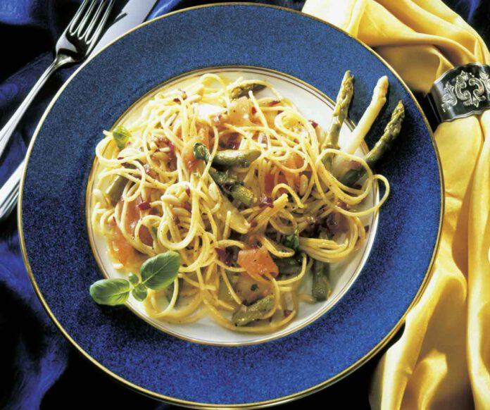 Feinschmecker-Spaghetti