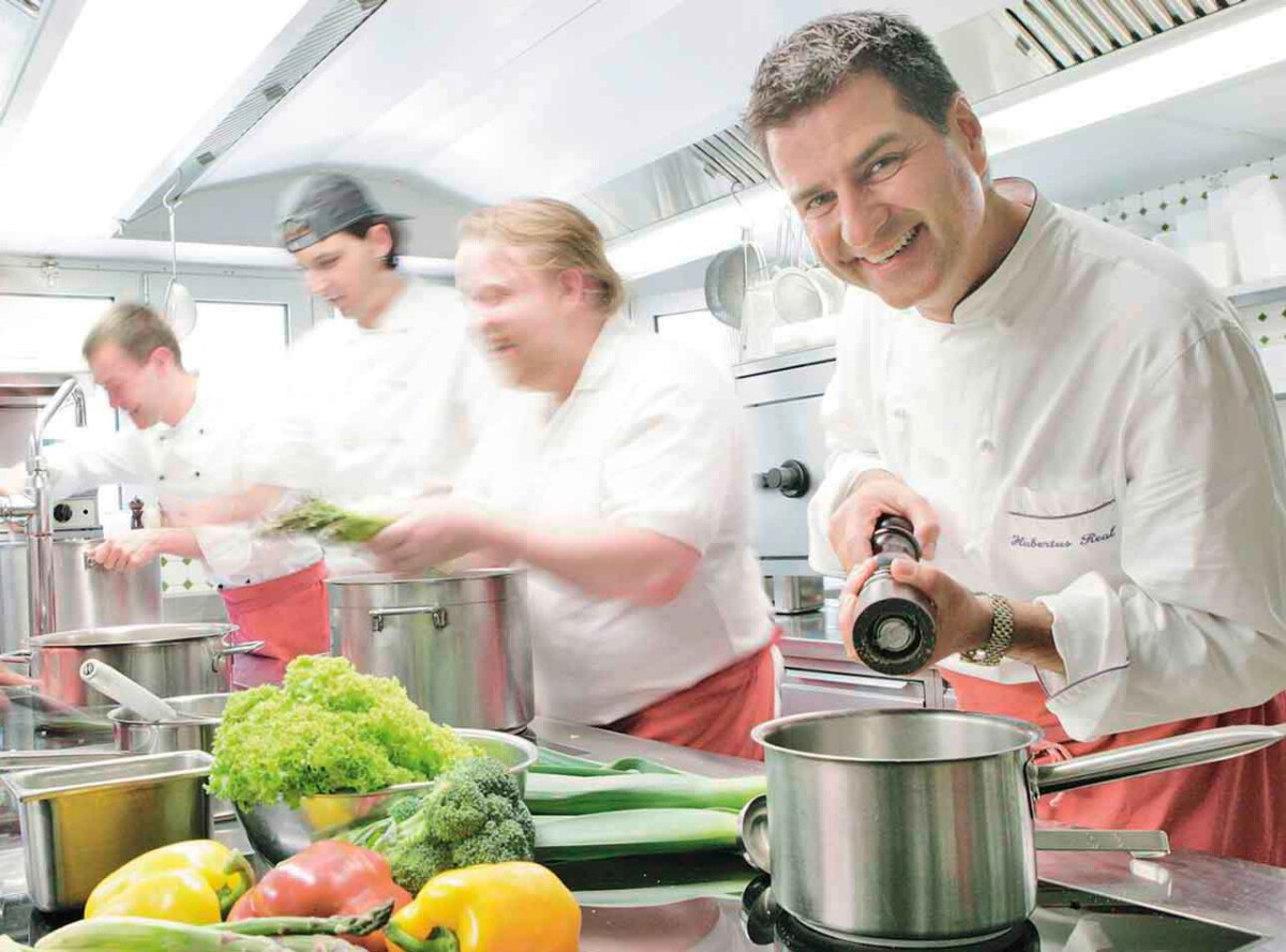 Hubertus Real: Knusprige Thunfisch-Lasagne