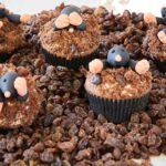 Maulwurf-Muffins