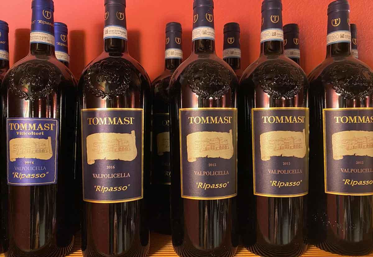 Tommasi und Amarone - eine außergewöhnliche Erfolgsgeschichte