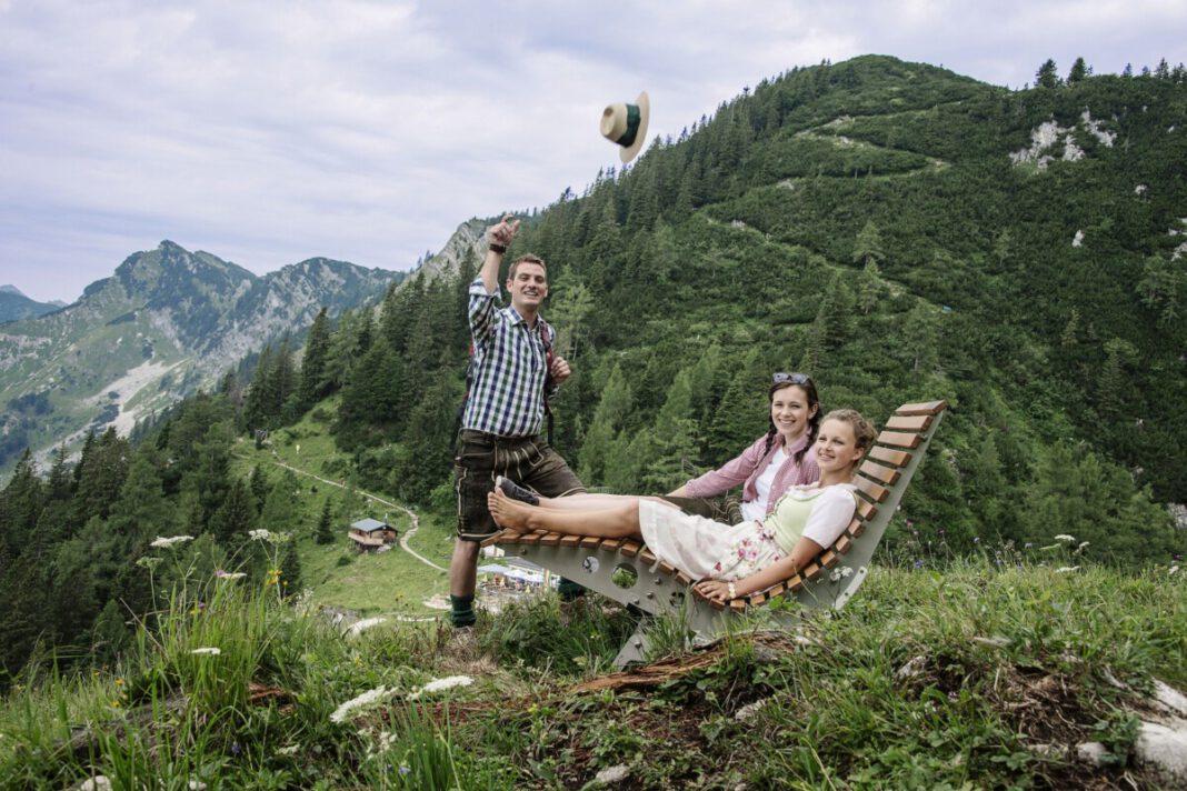 Sommerfrische reloaded in Bad Ischl