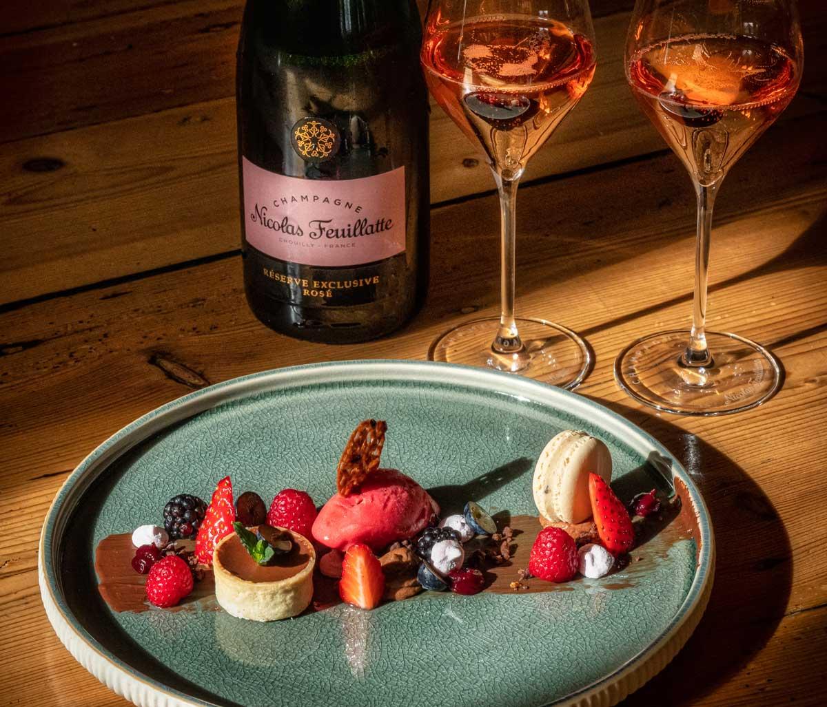 Von der Vorspeise bis zum Dessert: ChampagnerVon der Vorspeise bis zum Dessert: Champagner