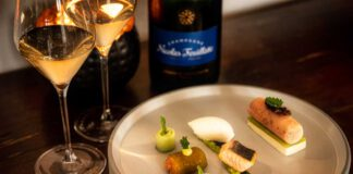 Von der Vorspeise bis zum Dessert: Champagner