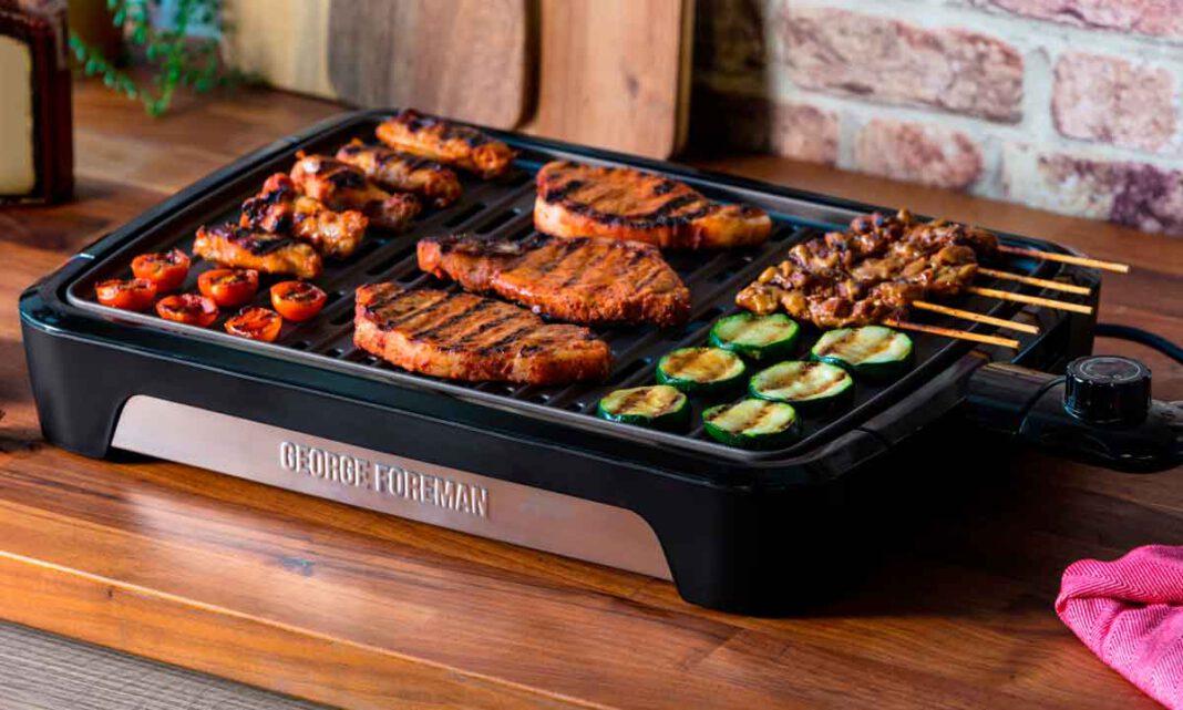 Ganzjahresgrillspaß mit dem BBQ Smokeless Grill zu gewinnen!