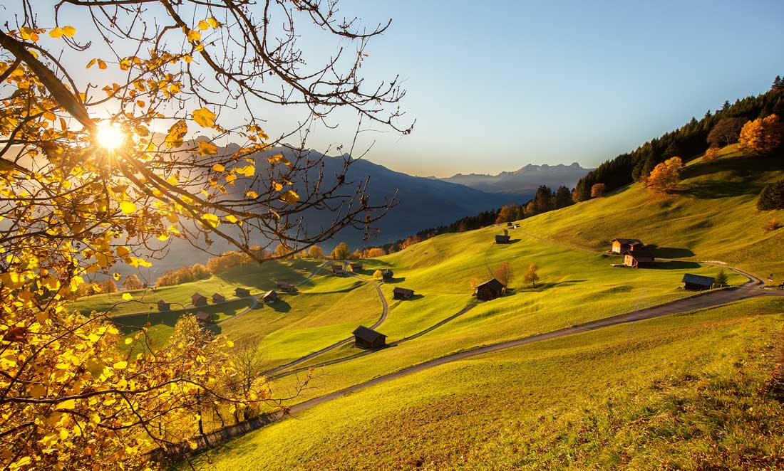 Fürstentum Liechtenstein: Natur, Kunst, Kultur und Genuß