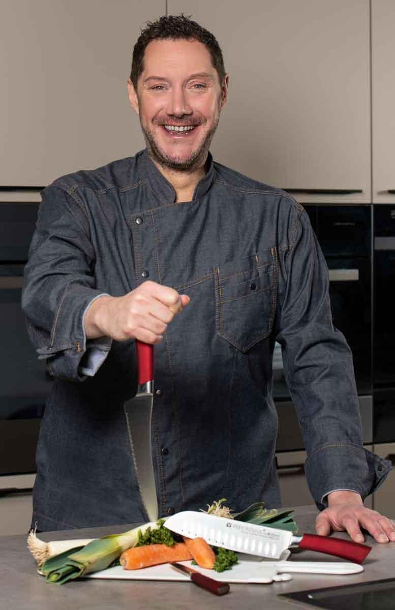 Mirko Reeh: Erst Messer, jetzt Gewürze