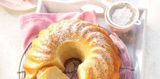 Köstlicher Vanille-Joghurt-Napfkuchen