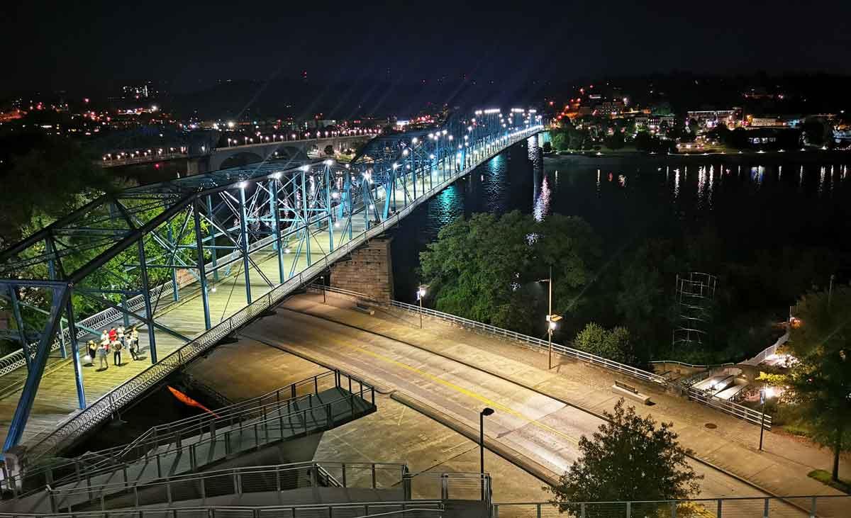 Unterwegs in Tennessee: Chattanooga