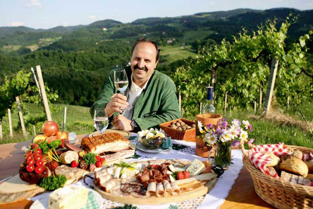 Schätze der Natur: das Steirische Weinland