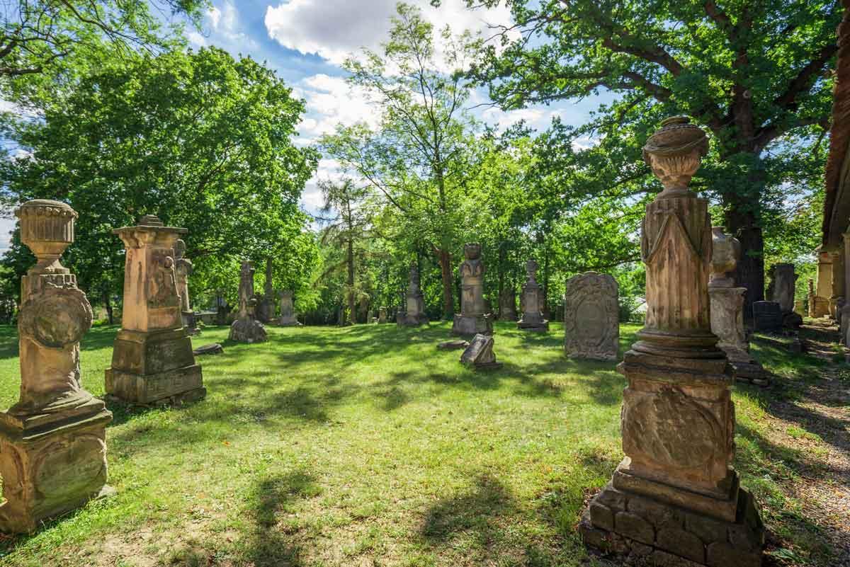 Camposanto Buttstädt: Ein Garten der Erinnerung