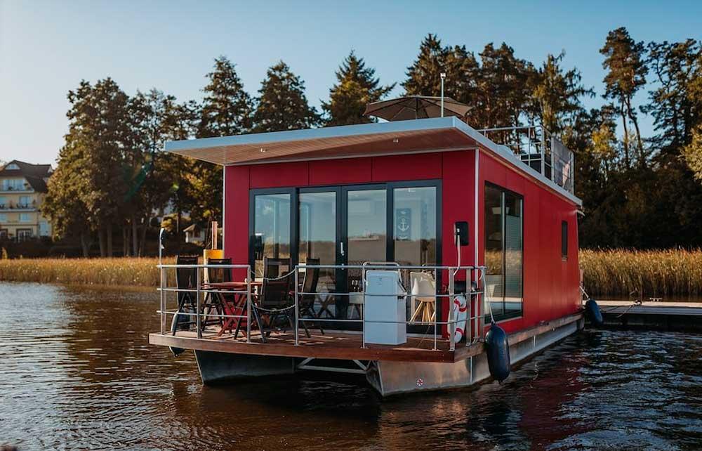 Erschwingliche spektakuläre Ferienhäuser in Deutschland