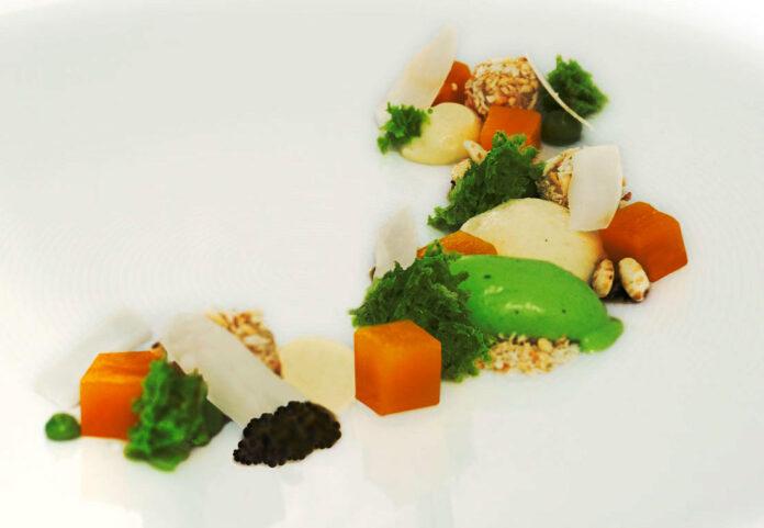 Alexander Dressel: Milchreis, Avocado, Mango