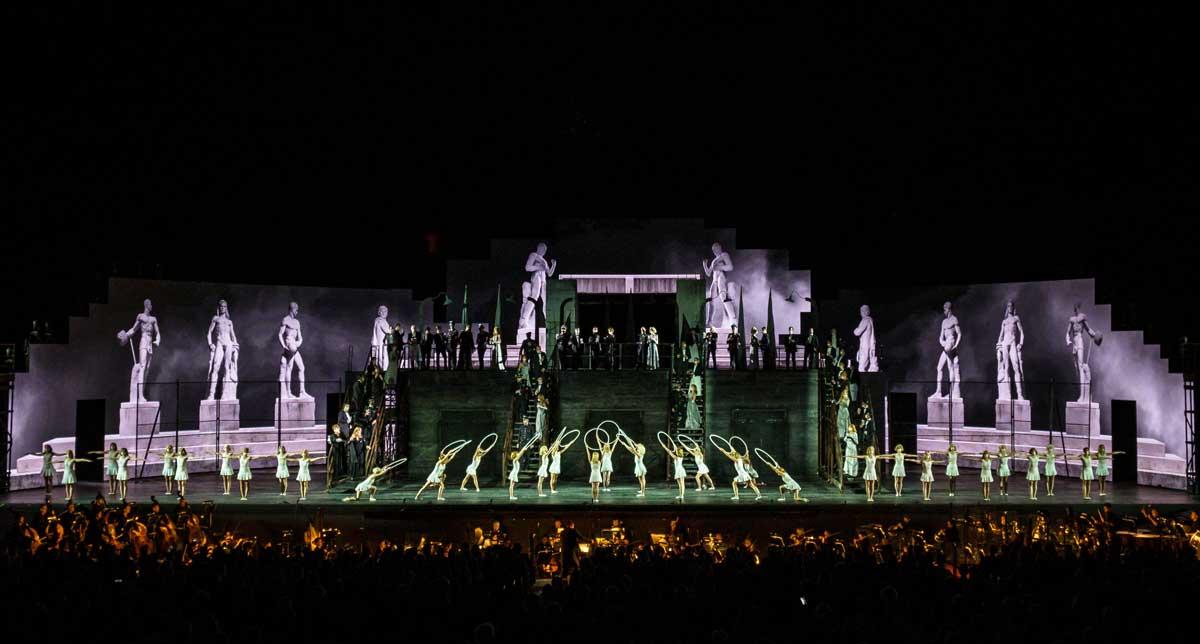 Nabucco: Ein unvergesslicher Opernabend in der Arena di Verona