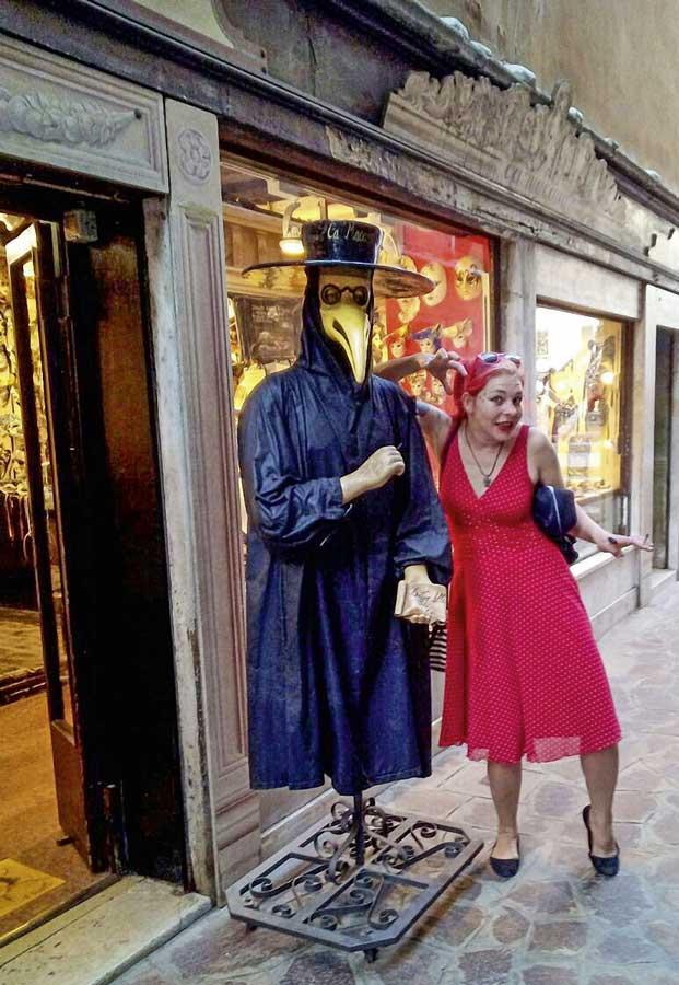 Venedig - Bummeln und Einkaufen
