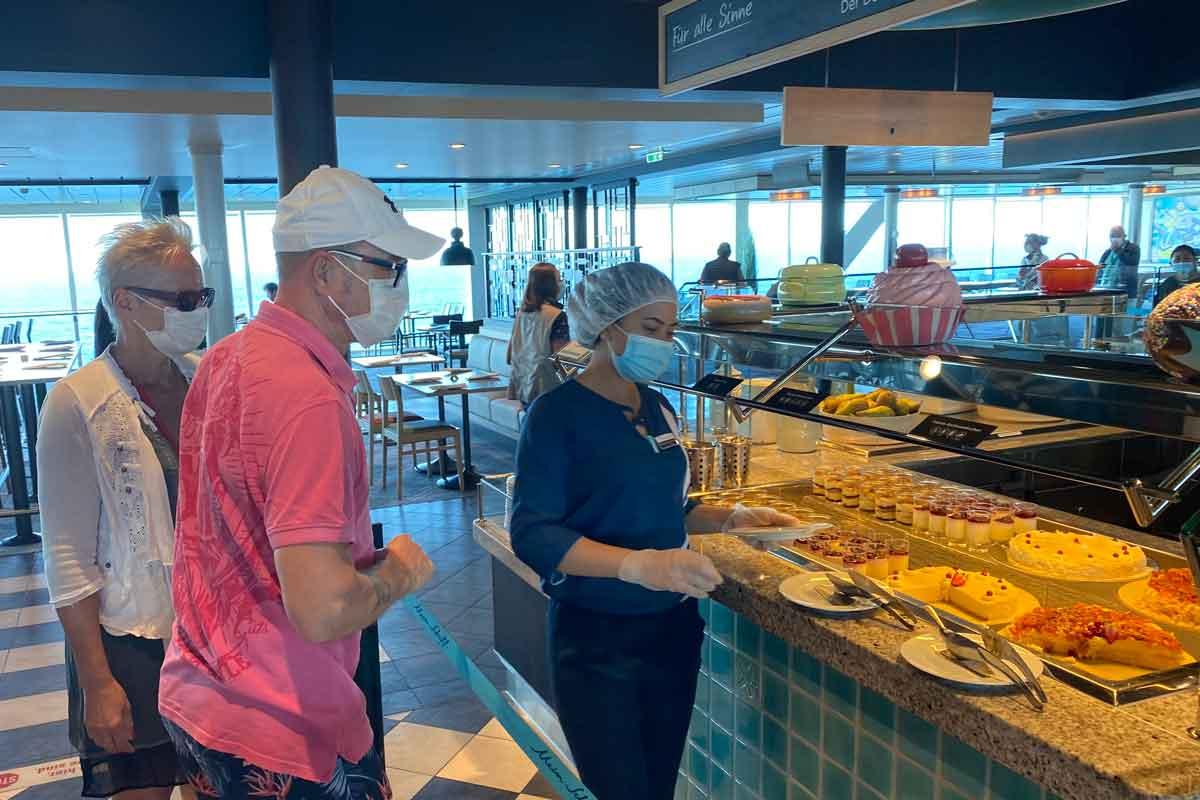 Reisebericht: Auf Kreuzfahrt im Corona-Lockdown