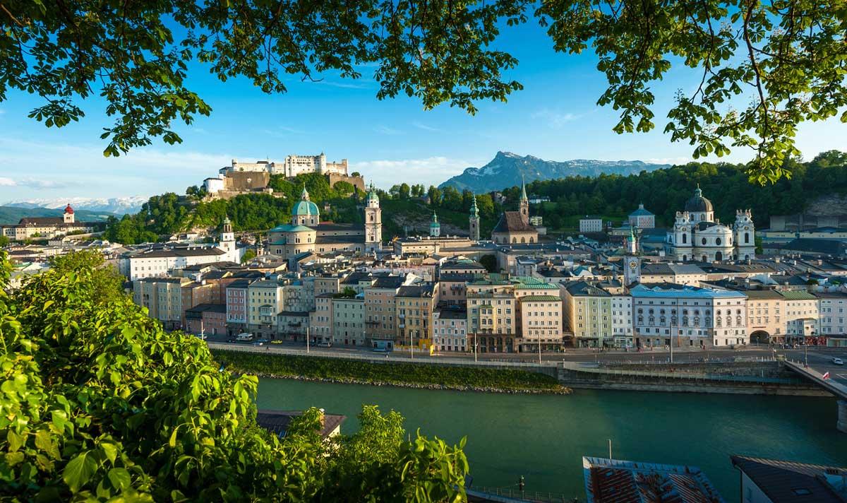 Linz, Salzburg, Wien: Cityfeeling mit ARCOTEL Hotels & Resorts
