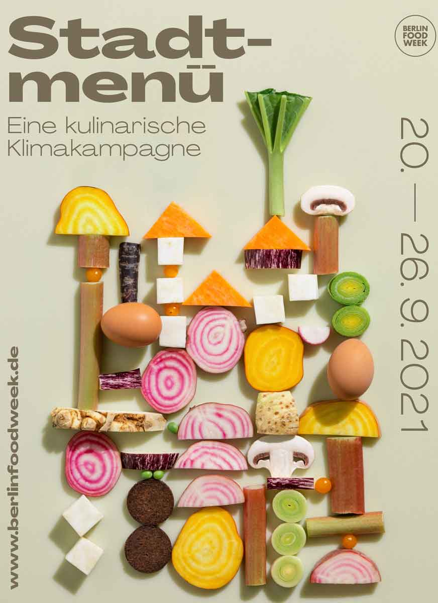 Berlin Food Week: Kulinarische Klimakampagne