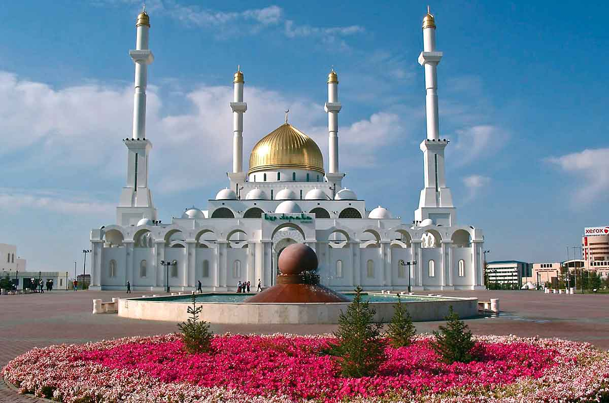 Kasachstan: Land der Gegensätze