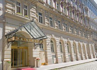 Hotel Kaiserhof Wien: Küss' die Hand