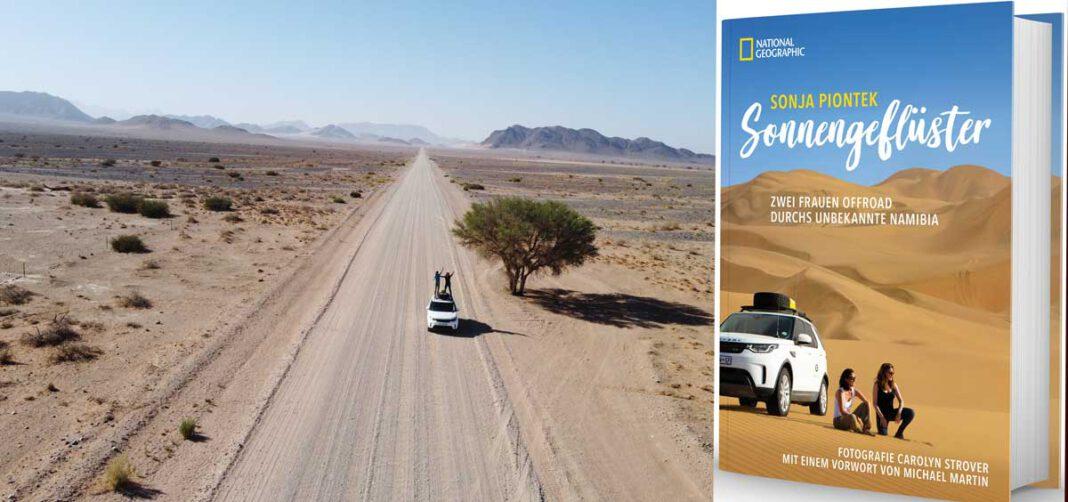 Gewinnspiel: Sonnengeflüster in Namibia